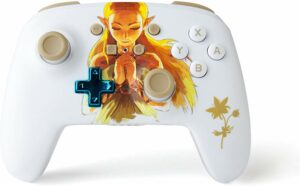 Mando Pincess Zelda Switch